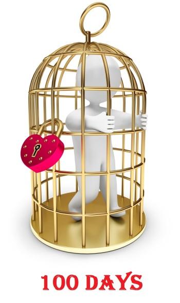 Cage-days100